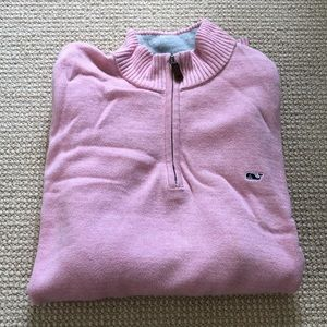 Men's Vineyard Vines Quarter Zip